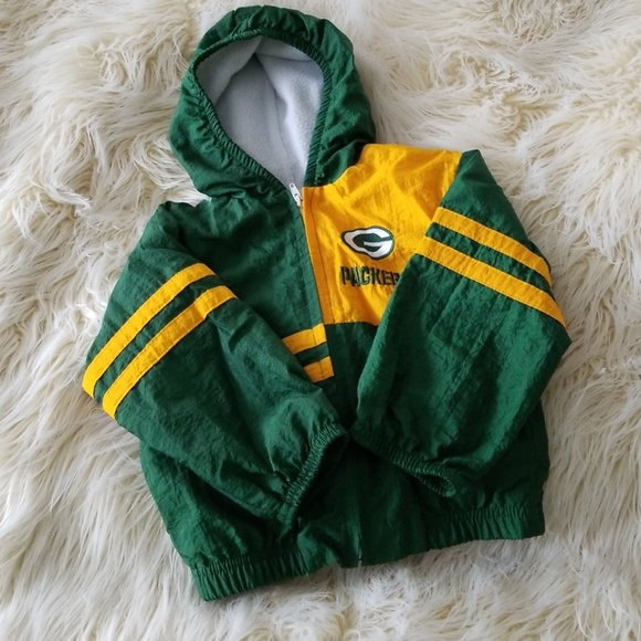 the best attitude 13ca9 f1436 NFL Green Bay Packers warm up jacket